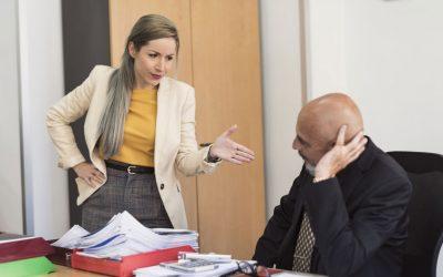 Gérer un conflit entre deux collaborateurs